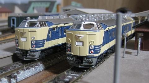 Bトレインショーティー 583系