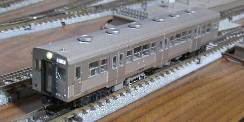 KATO キハ35 900番台シルバー