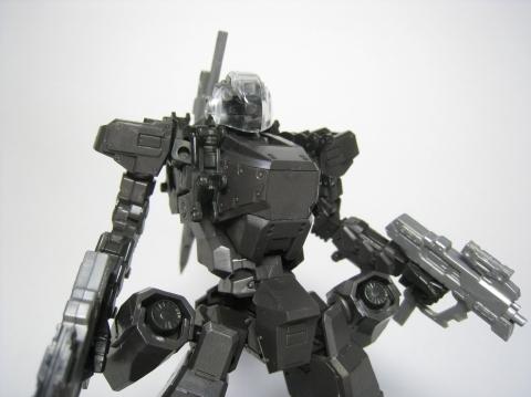 コトブキヤ シュライクⅠ型ガンメタルカラー