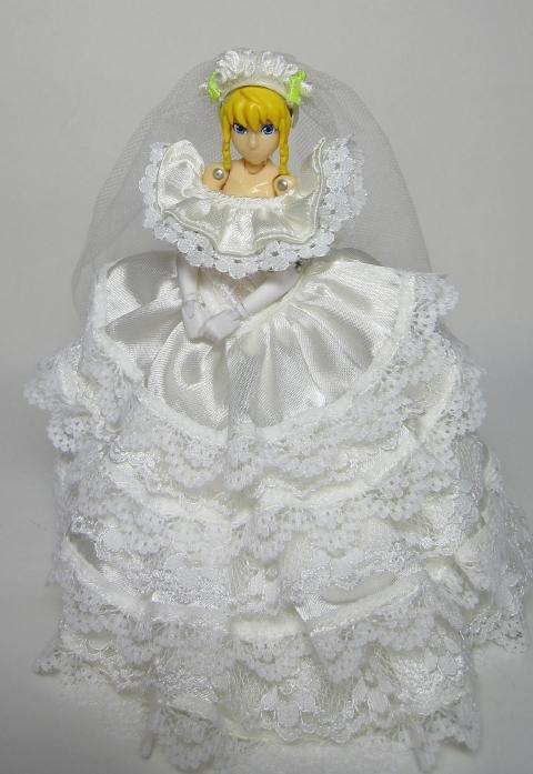 サイフォス ウェディングドレス