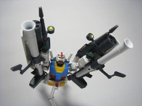 ROBOT魂 ガンダム
