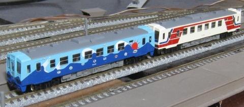 TOMIX 三陸鉄道36形