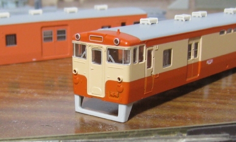 宮沢模型 キユニ28