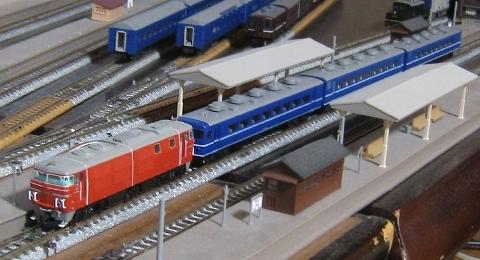 DD54+14系座席車