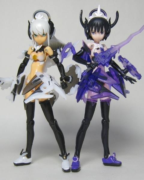 武装神姫 ルナーリア&アメジスト