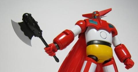 超合金魂 ゲッター1