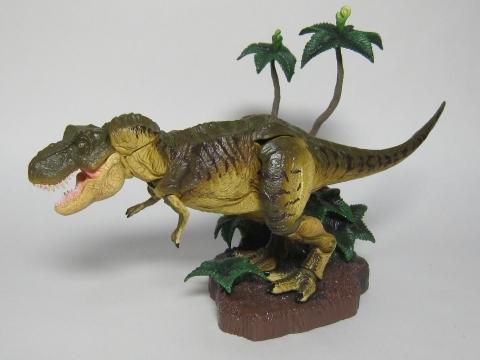 特リボ ティラノサウルス