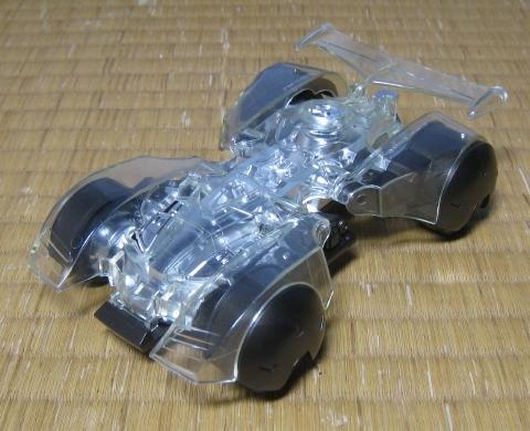 ミニ四駆 バックブレーダー