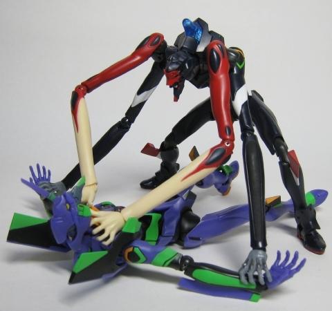 ROBOT魂 エヴァ3号機