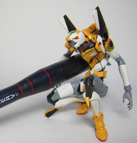 ROBOT魂 エヴァ零号機改