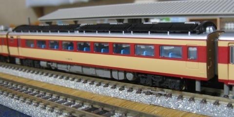 KATO キハ180(M)