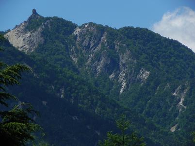 甘利地蔵岳