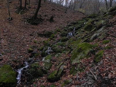 ウノタワ小滝
