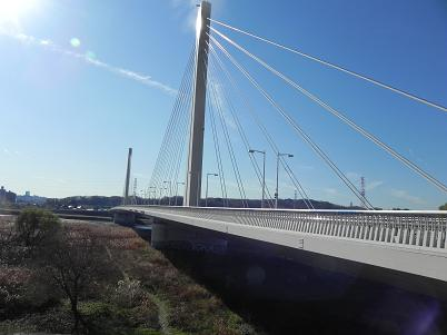 府中四谷橋
