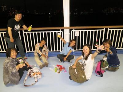 八丈島ツアー メンバー