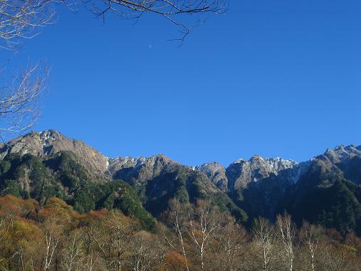 霞沢・六百山