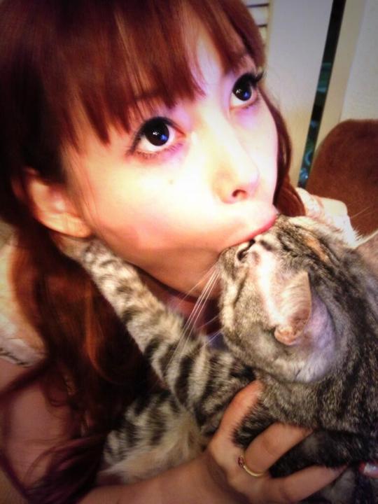 猫中川翔子