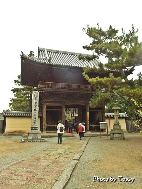 鶴林寺仁王門