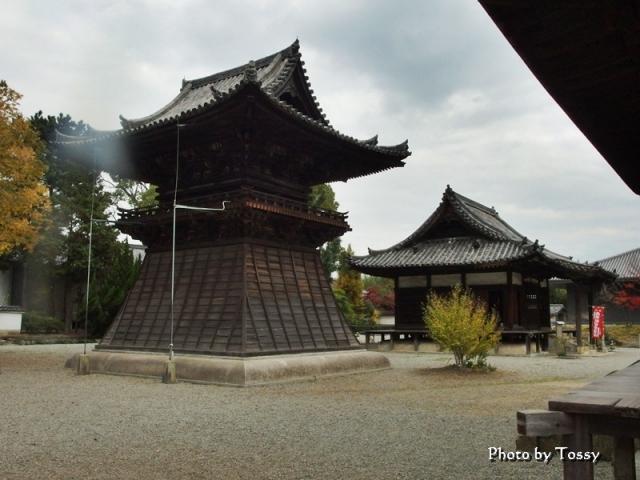 鶴林寺鐘楼 重要文化財