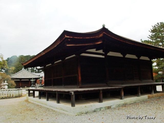 鶴林寺太子堂 国宝