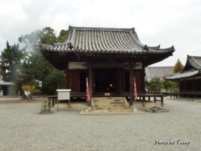 鶴林寺観音堂