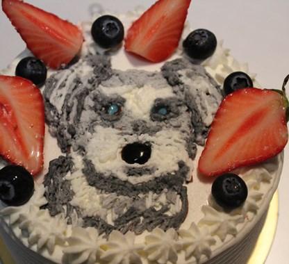 加恋ケーキ