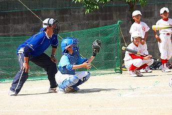 20130519大王ジュニア練習試合 (2)