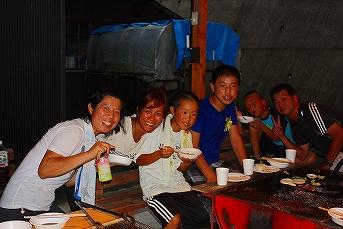 20130824 黒滝村合宿BBQ大会 (25)
