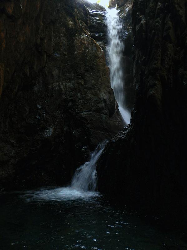 古座川の滝