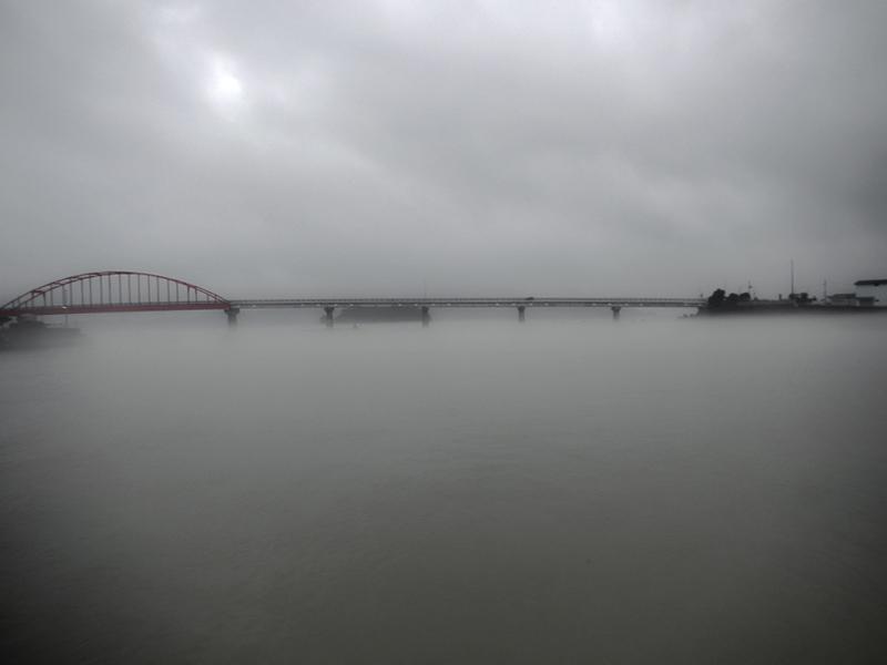 古座川河口