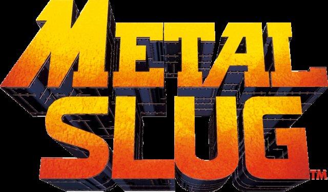 メタルスラッグロゴ
