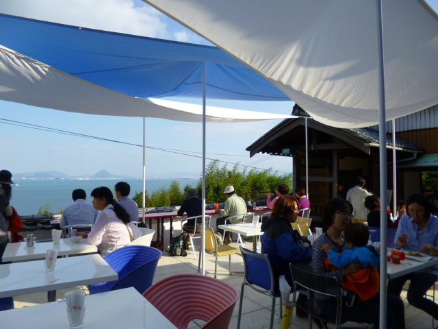 海のテラスは海の見えるイタリアンレストランです