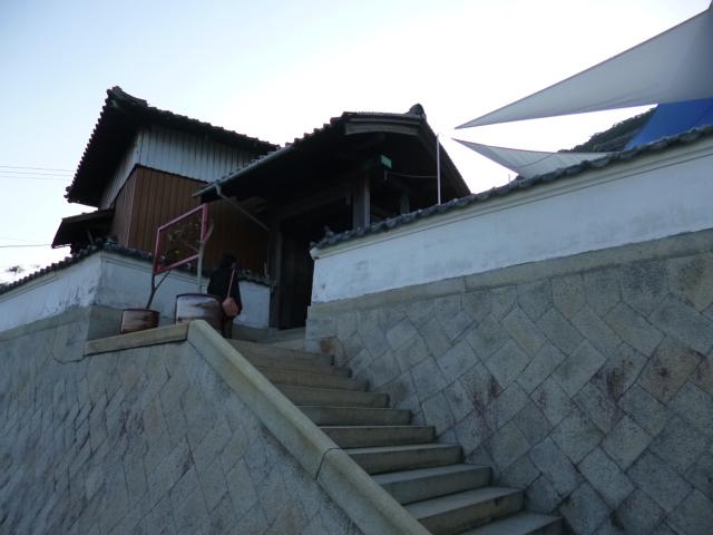 ここが中塚邸です