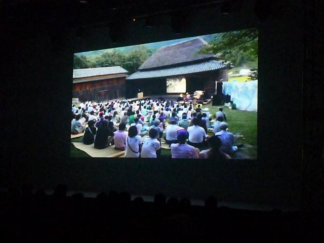 中山農村歌舞伎公演
