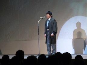 粟島ふる里劇団座長