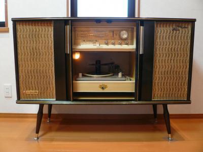 ビクター Hi-Fi ステレオ・オーディオラ STL-661C