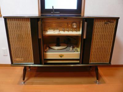 ビクター オーディオラ STL-661C 1965年