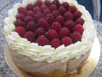 ヴォルコンスキーのケーキ