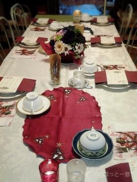 紅茶教室のクリスマスパーティー3