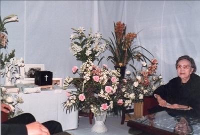 9-密葬の時の写真
