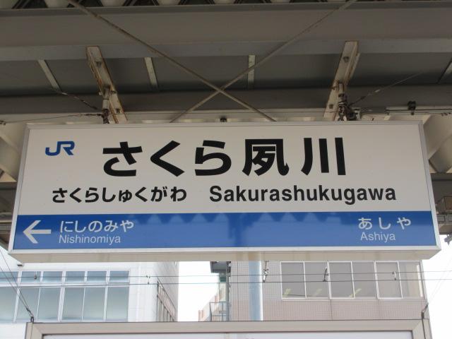 夙川公園2013-1