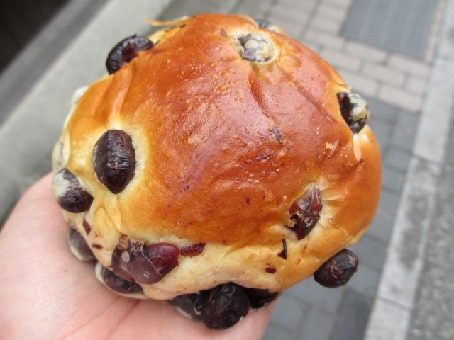 篠山城跡2013 小西のパン3