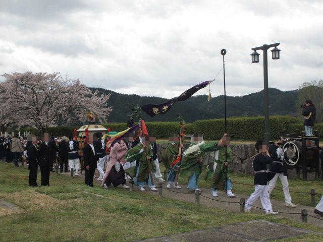 篠山城跡2013-14