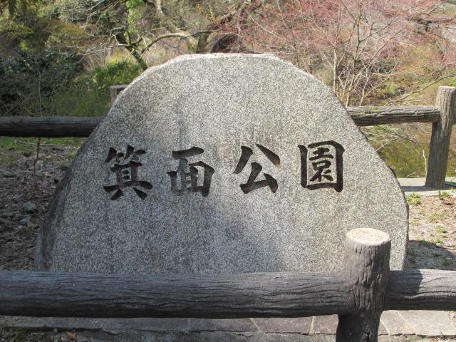 箕面滝2013春-3