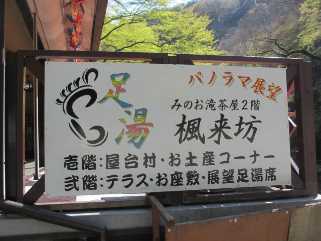 箕面滝2013春-11
