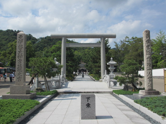 元伊勢 籠神社-1