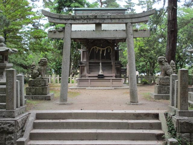 天橋立神社-1