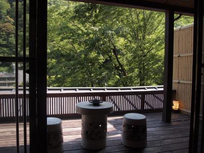 お部屋からの景色。
