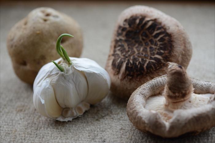 garlic_shoots