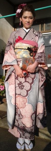 AYUMI成人式-2